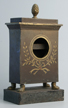 iron painted 'porte montre' watch holder