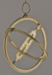 Early english equinoctial ring sundial. Pre 1752