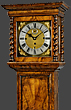 A VERY RARE CHARLES II MUSICAL LONGCASE CLOCK SIGNED THOMAS TOMPION